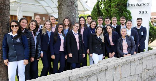 Colaboradores da Clínica Adventista de Curitiba participam do Dia Mundial do Doador de Sangue