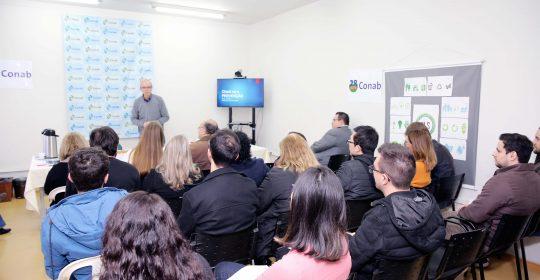 Clínica Adventista promove saúde e prevenção na CONAB